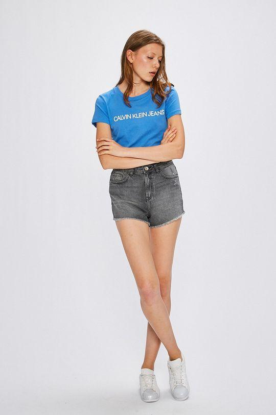 Calvin Klein Jeans - Top modrá