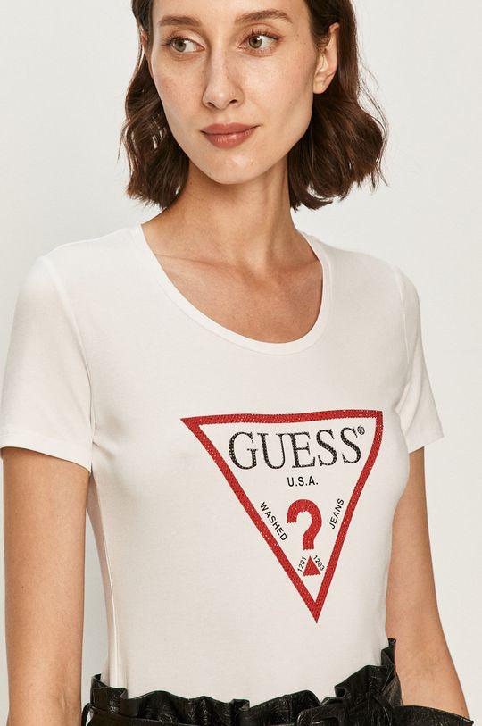 білий Guess Jeans - Топ Жіночий