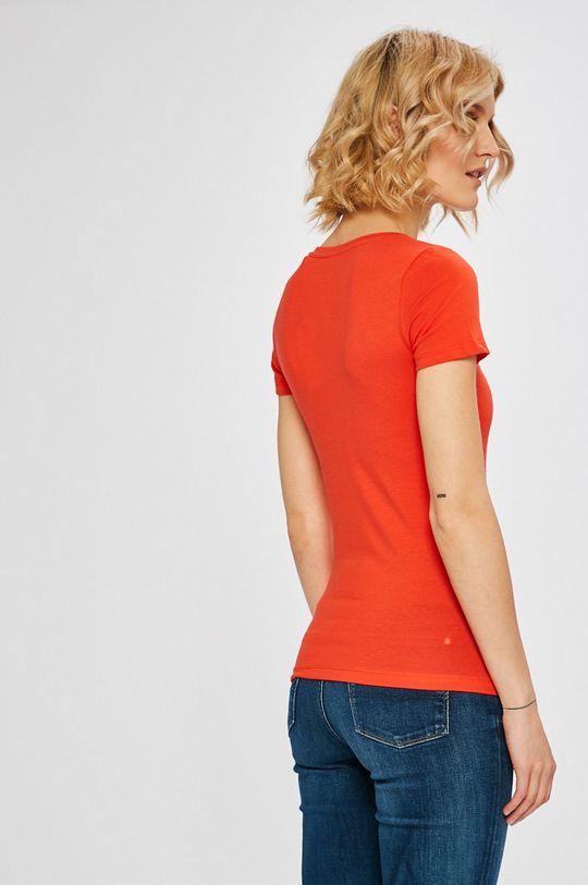 Guess Jeans - Топ  95% Бавовна, 5% Еластан