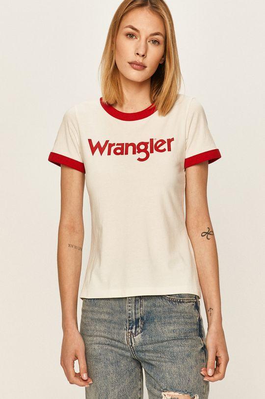 biały Wrangler - Top Damski