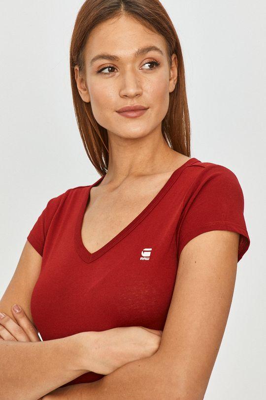 červená G-Star Raw - Tričko