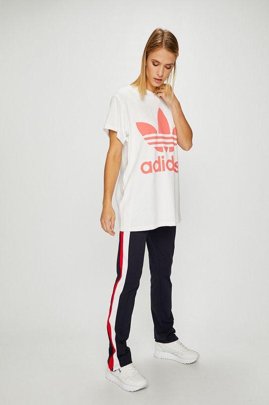 adidas Originals - Топ бял