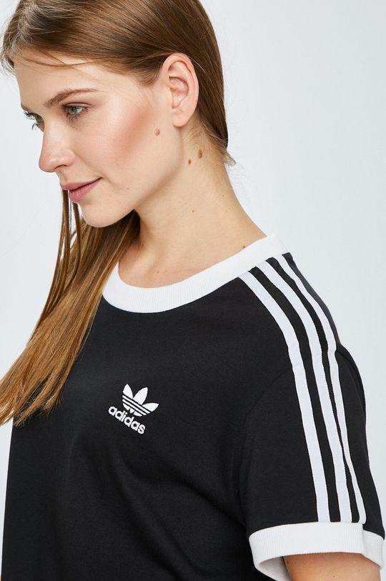 черен adidas Originals - Топ