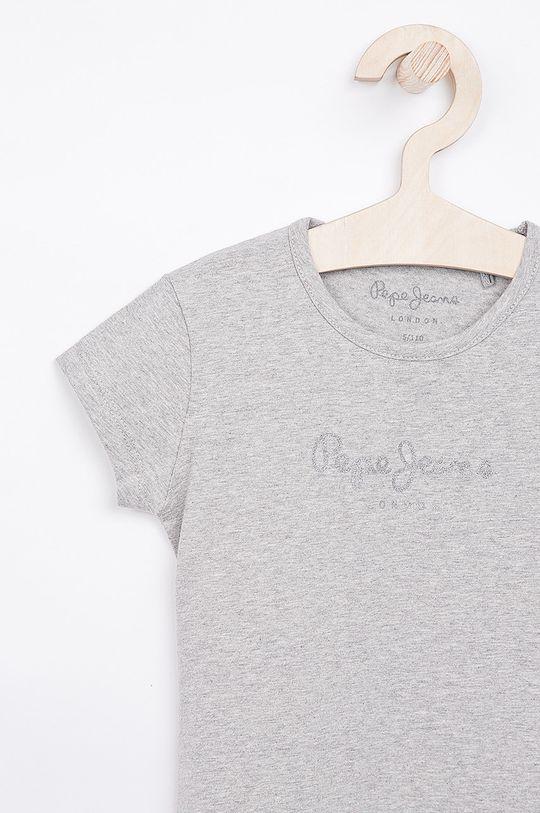 Pepe Jeans - Dětský top Hana 104-180 cm 93% Bavlna, 7% Elastan