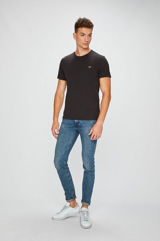 Levi's - Tričko černá
