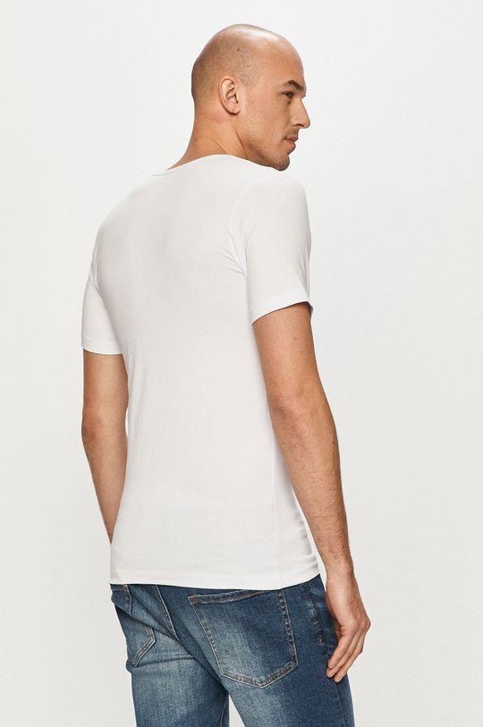 Jack & Jones - Pánske tričko <p>Základná látka: 92% Bavlna, 8% Elastan</p>