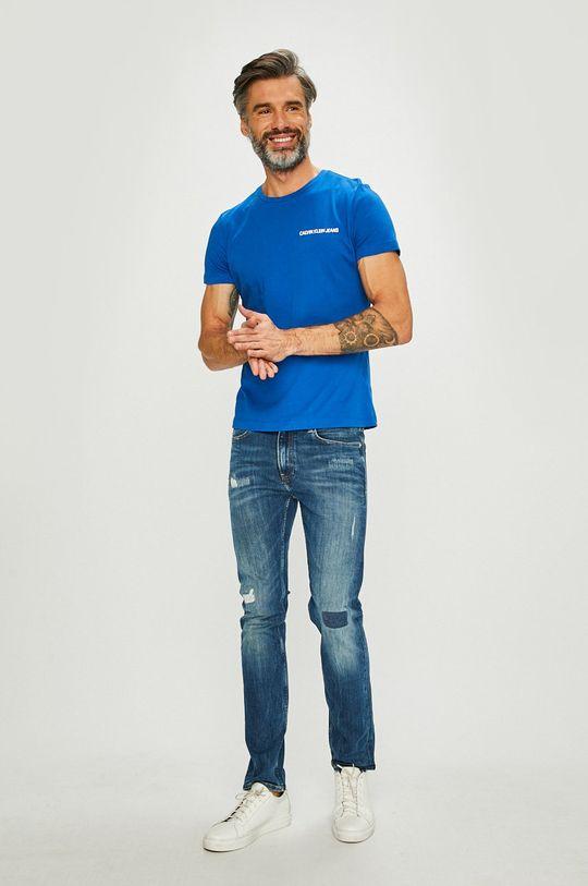 Calvin Klein Jeans - Tričko modrá