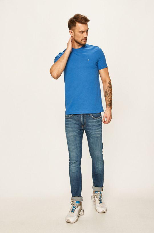Calvin Klein - Tričko fialová