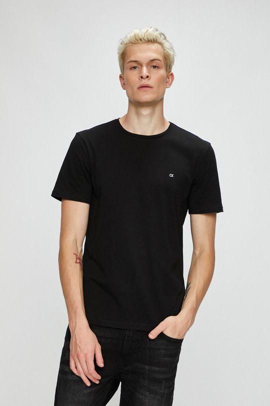 černá Calvin Klein - Tričko Pánský