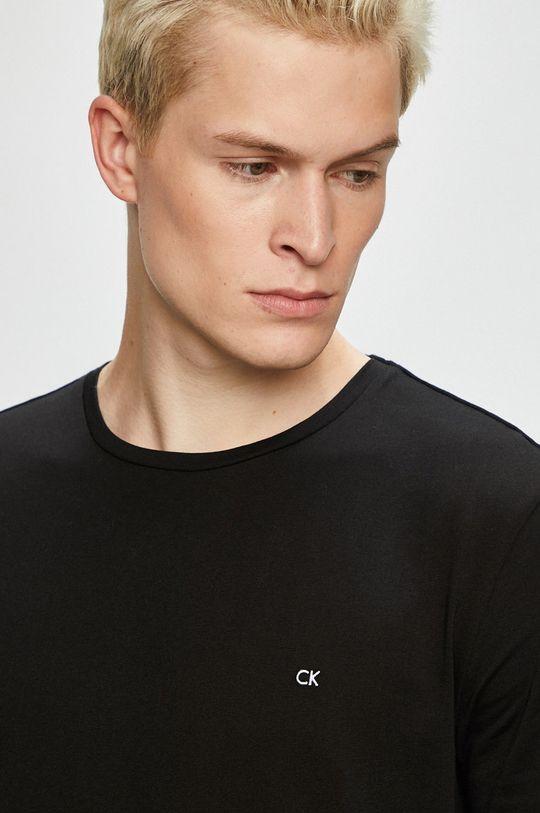 černá Calvin Klein - Tričko