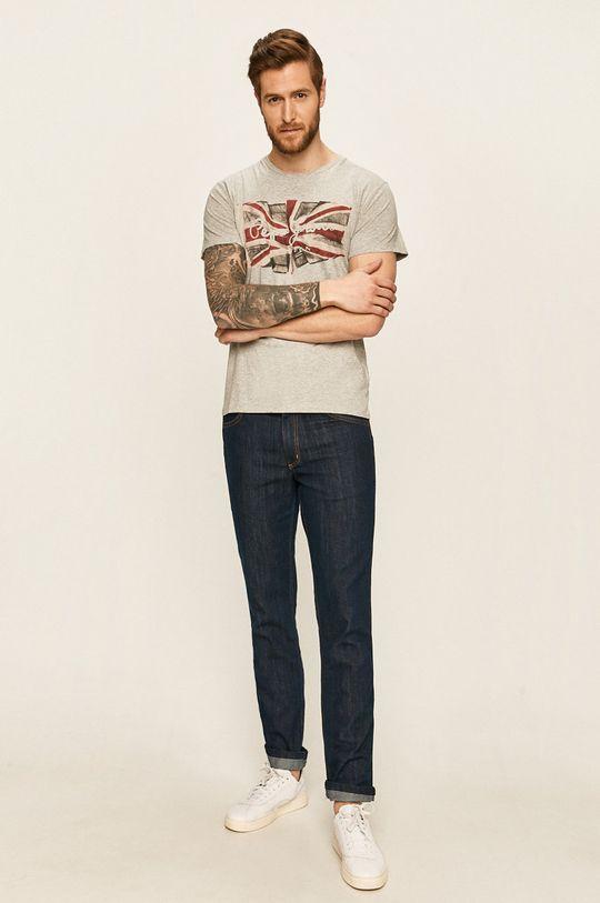 Pepe Jeans - Tričko šedá