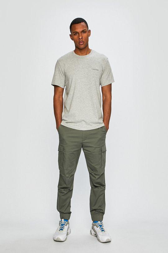 Calvin Klein Underwear - Tričko světle šedá