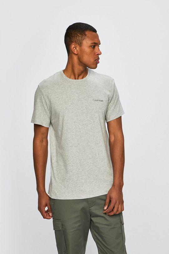 světle šedá Calvin Klein Underwear - Tričko