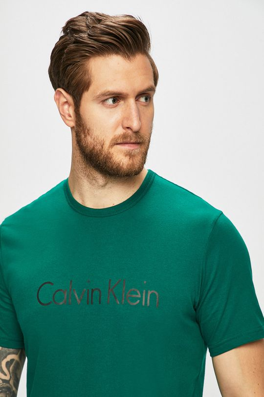 tyrkysová Calvin Klein Underwear - Tričko Pánský