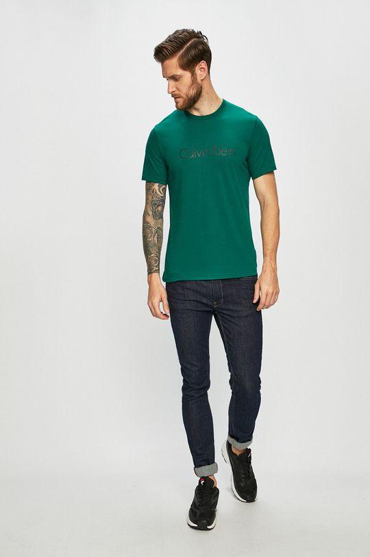 Calvin Klein Underwear - Tričko tyrkysová