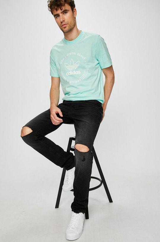 мента adidas Originals - Тениска