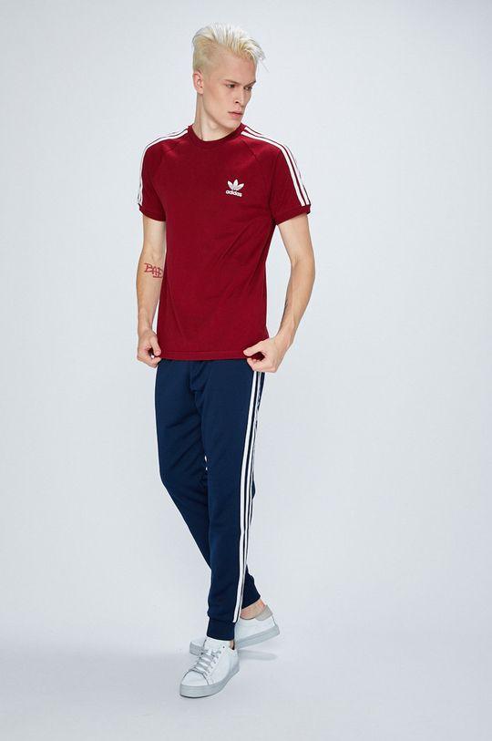 adidas Originals - Тениска кестен