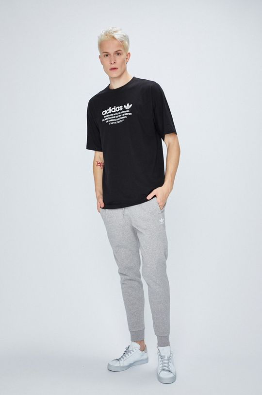 adidas Originals - T-shirt fekete