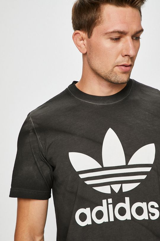 adidas Originals - Тениска сив