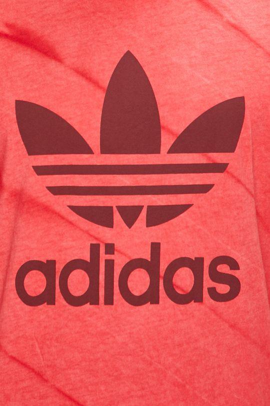 червен adidas Originals - Тениска