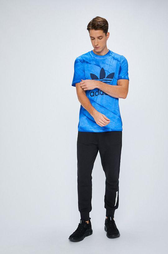 adidas Originals - Тениска син