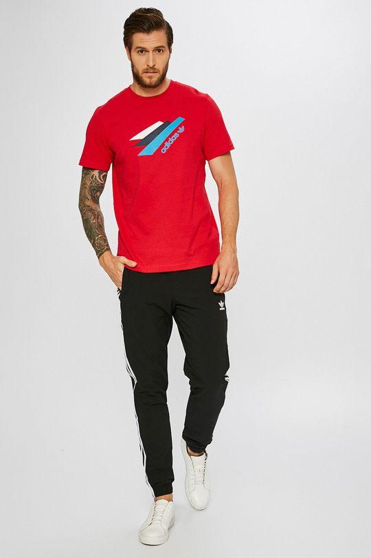 adidas Originals - T-shirt piros
