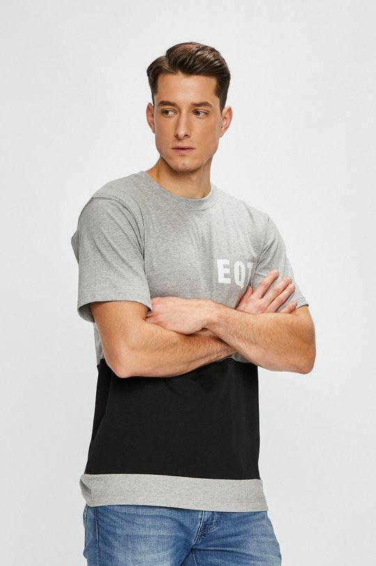 сив adidas Originals - Тениска Чоловічий