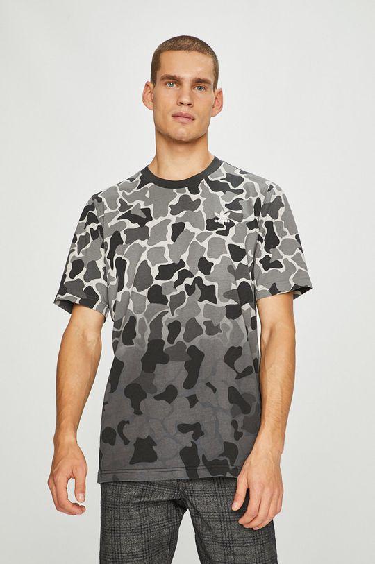многоцветен adidas Originals - Тениска Чоловічий