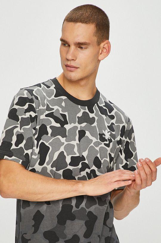 многоцветен adidas Originals - Тениска