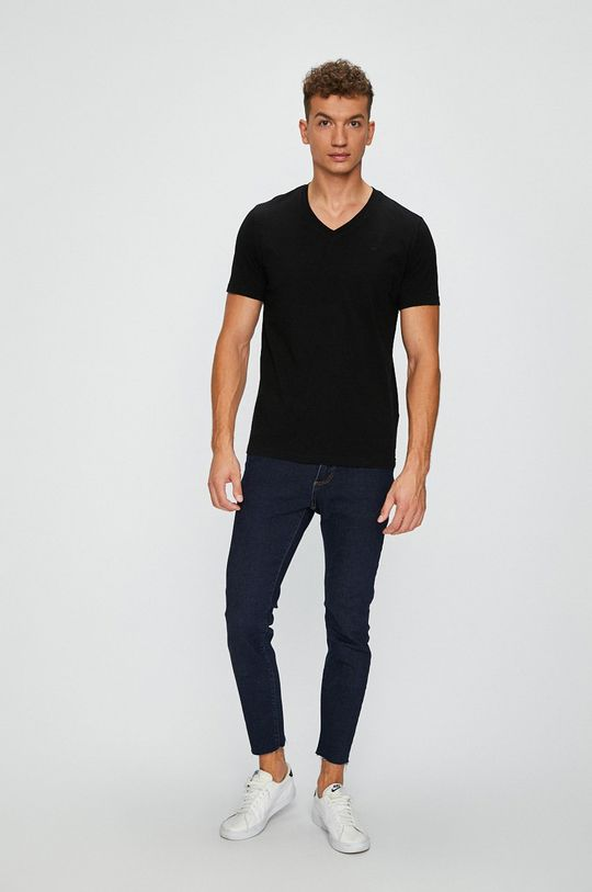Mustang - Tričko (2-pack) černá