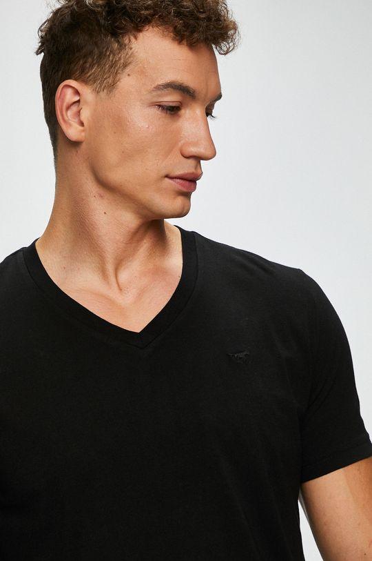 černá Mustang - Tričko (2-pack)