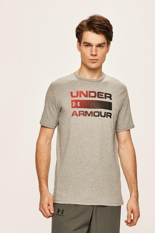 gri Under Armour - Tricou De bărbați