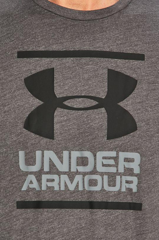 szary Under Armour - T-shirt