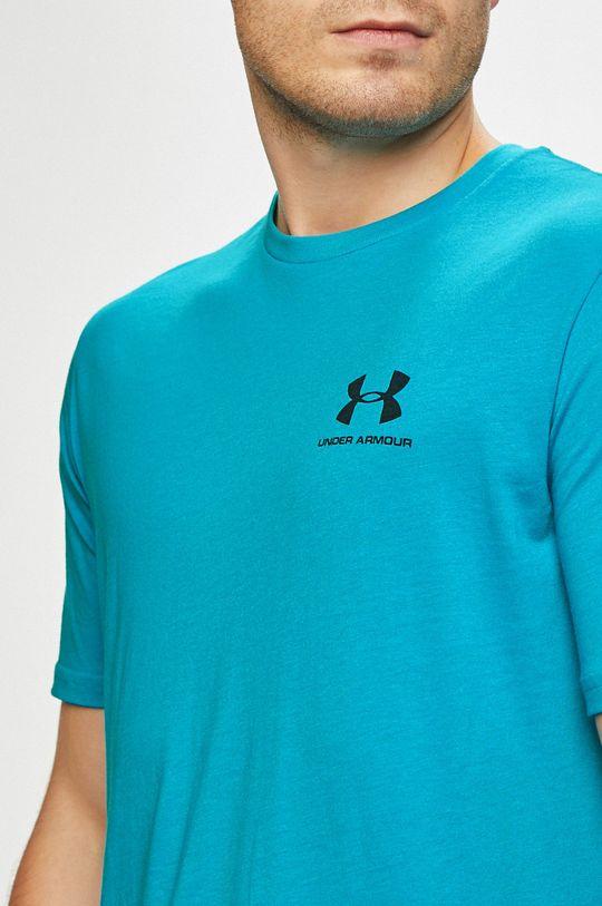 niebieski Under Armour - T-shirt