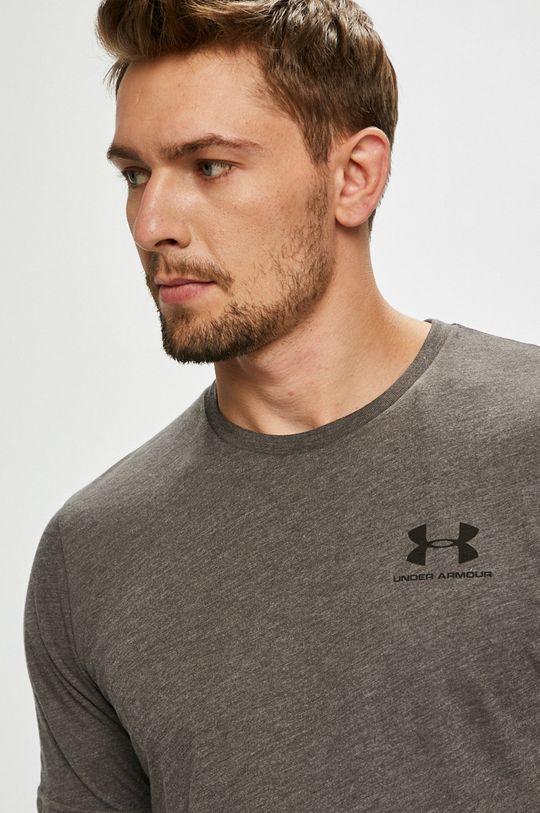 sivá Under Armour - Pánske tričko