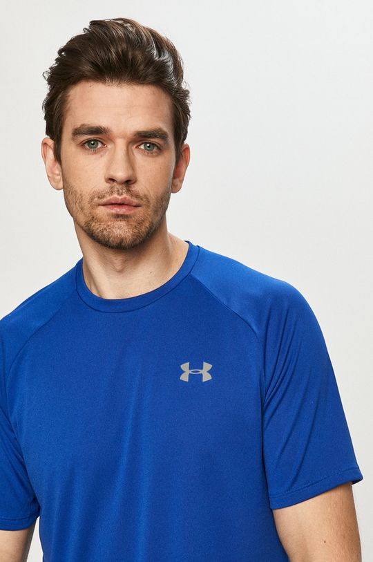 fioletowy Under Armour - T-shirt