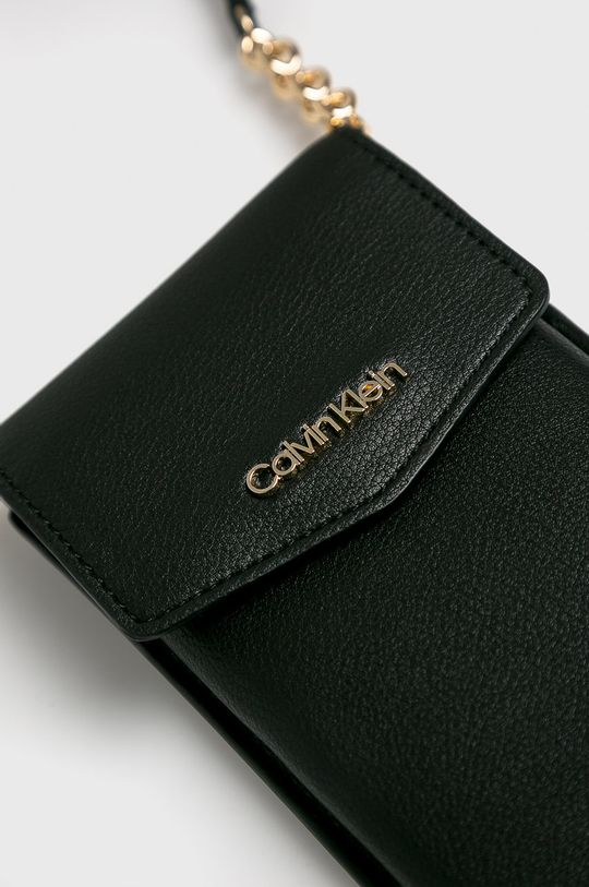 Calvin Klein - Obal na telefon černá