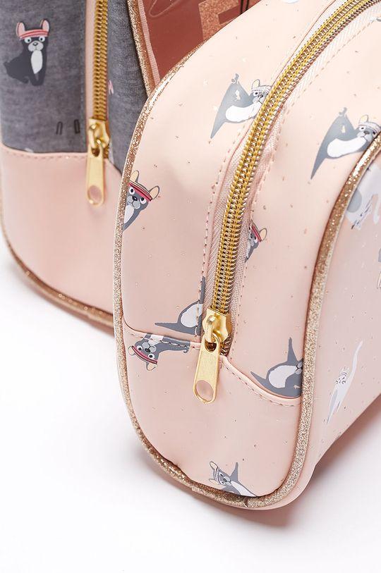 Etam - Kozmetická taška Gym (2-pack) ružová