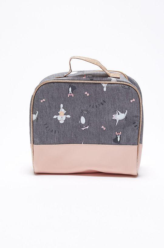 Etam - Kozmetická taška Gym (2-pack)  1. látka: 100% Polyuretán 2. látka: 100% Polyester