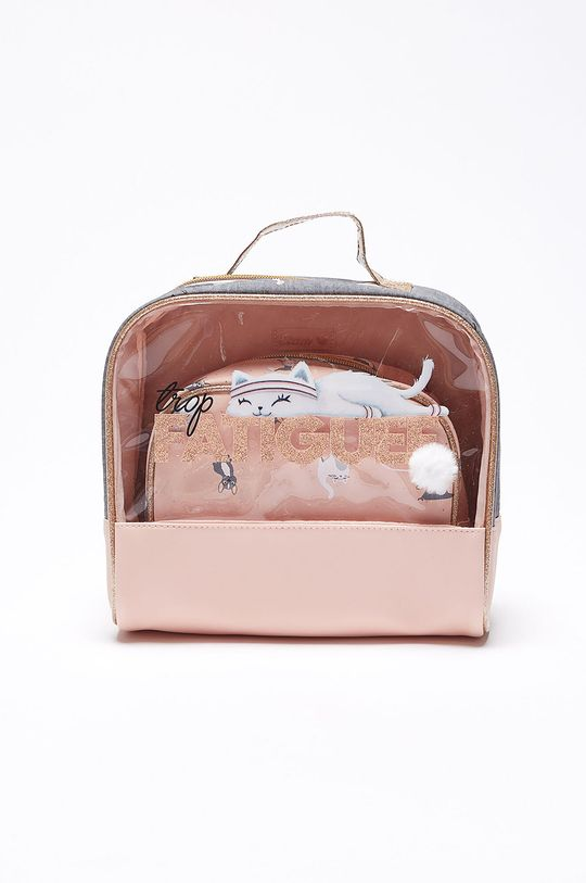ružová Etam - Kozmetická taška Gym (2-pack)