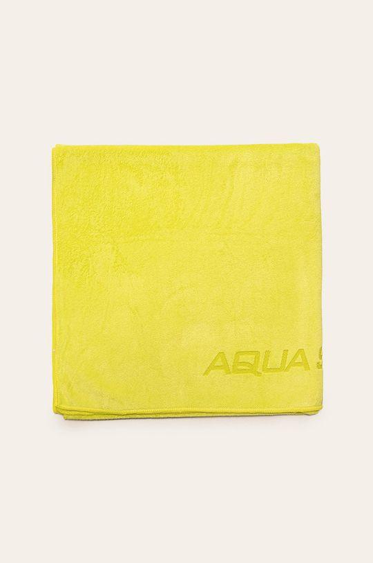 Aqua Speed - Prosop de baie galben – verde