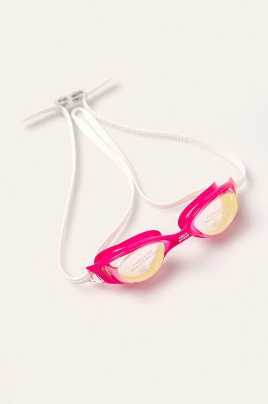różowy Aqua Speed - Okulary pływackie Damski