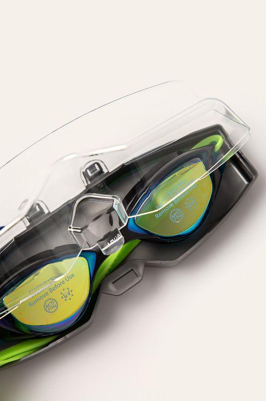 Aqua Speed - Okulary pływackie żółto - zielony