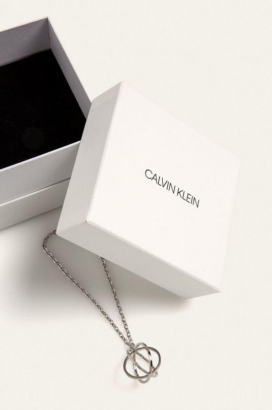 Calvin Klein - Naszyjnik srebrny