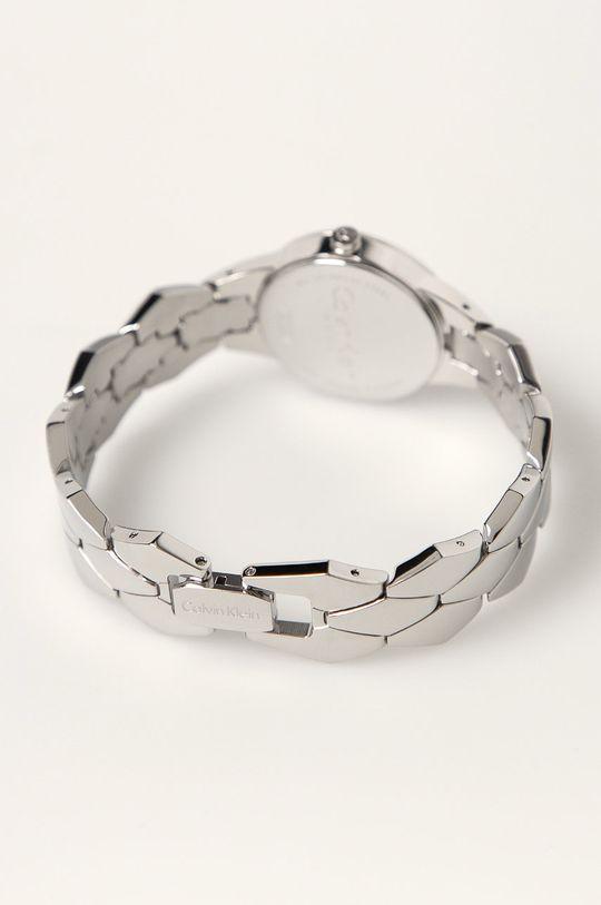 Calvin Klein - Zegarek K6E23146 srebrny