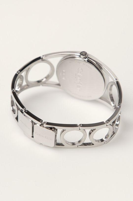 Calvin Klein - Zegarek K5U2M141 srebrny