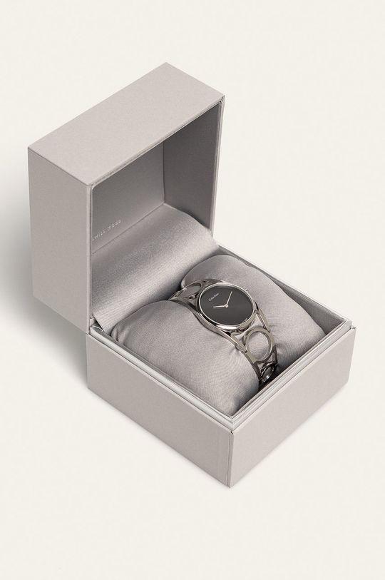 Calvin Klein - Zegarek K5U2M141 Stal szlachetna, Szkło mineralne