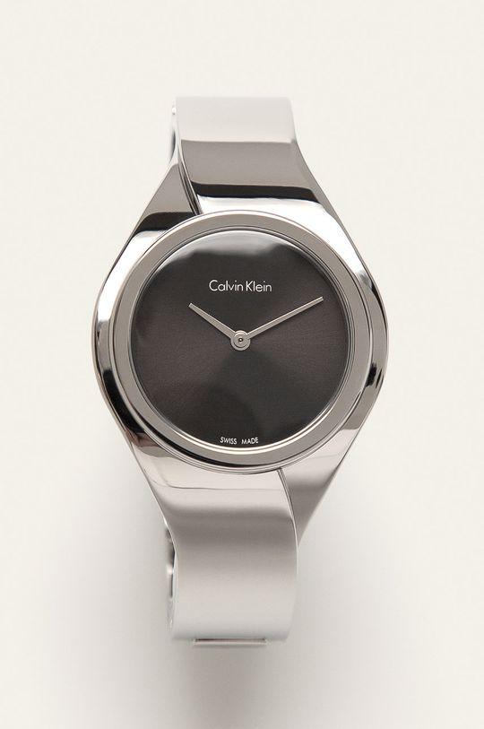 argintiu Calvin Klein - Ceas K5N2M121 De femei