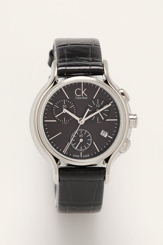 negru Calvin Klein - Ceas K2U291C1 De femei