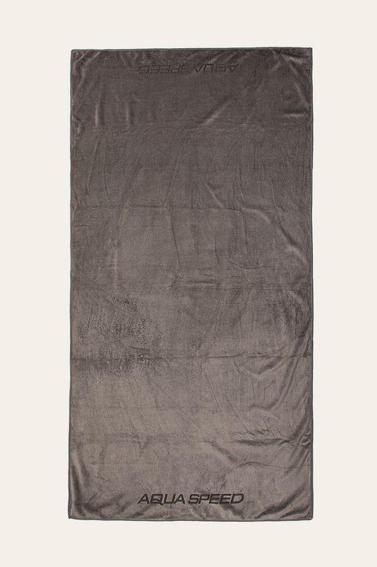 jasny szary Aqua Speed - Ręcznik kąpielowy Męski